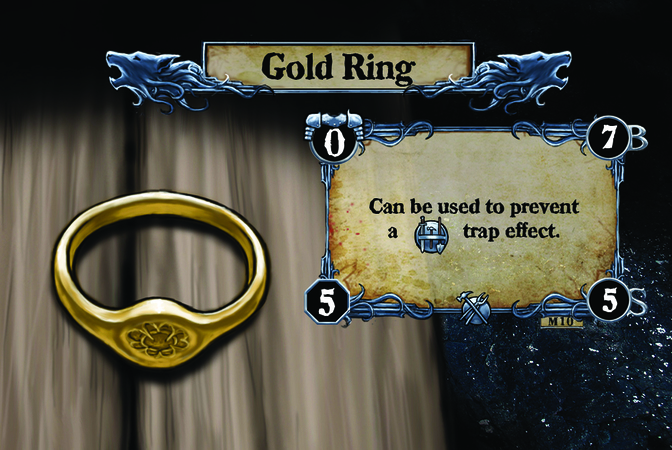 Gold Ring Can be used to prevent a {T.I.} trap effect.